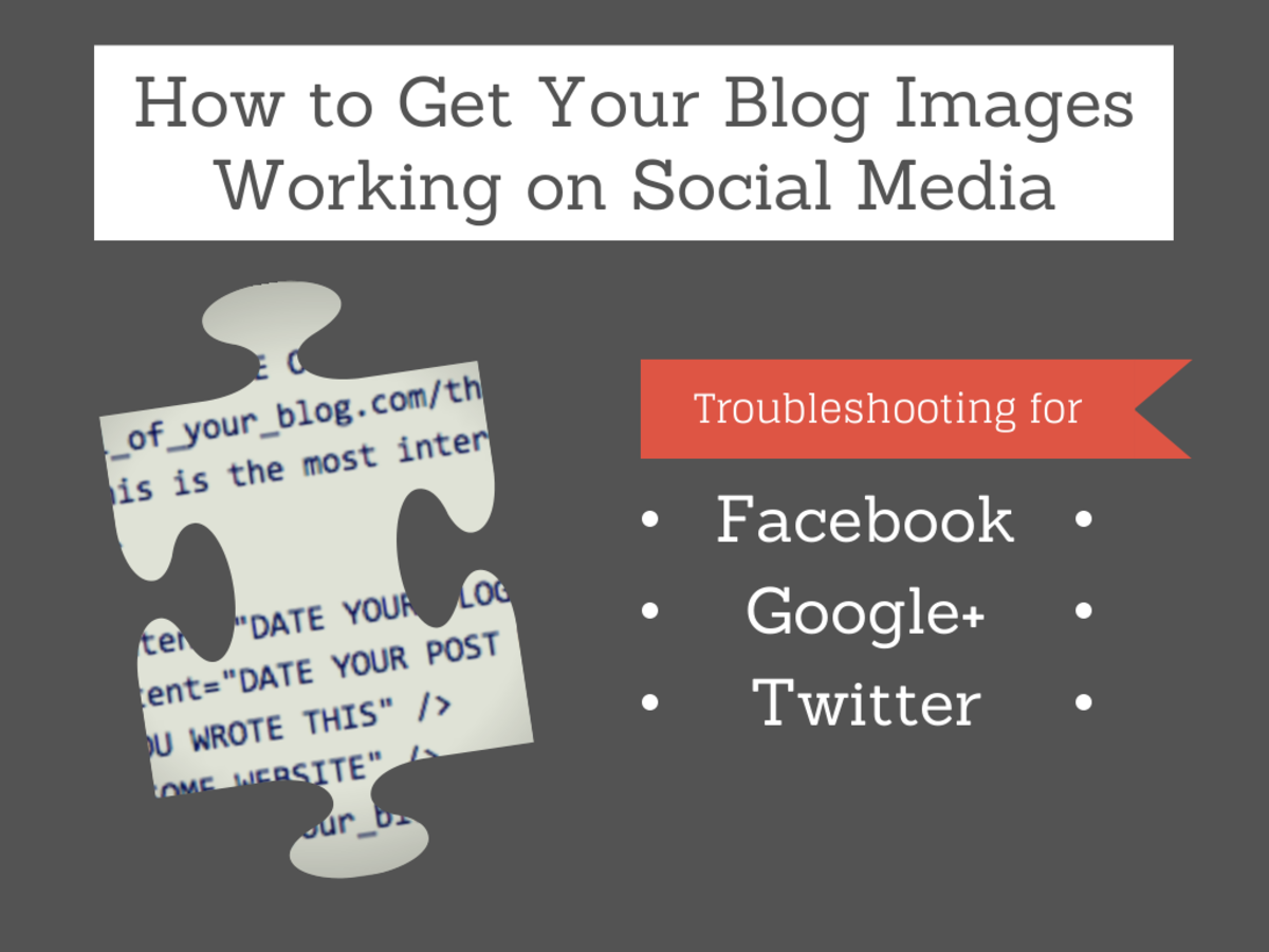 How to Get Facebook, Twitter, & Google+ to Pull the Correct Image