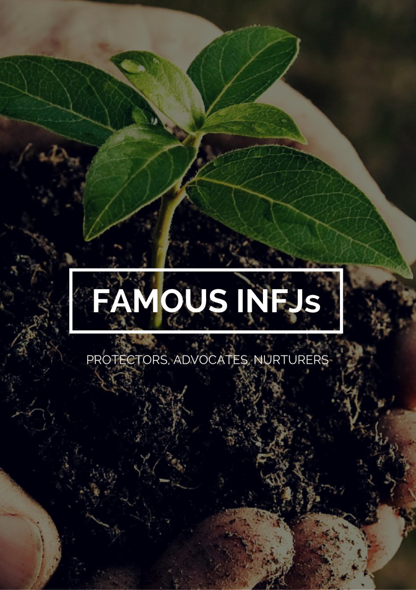 Famous INFJs: Celebrities with the INFJ Personality Type