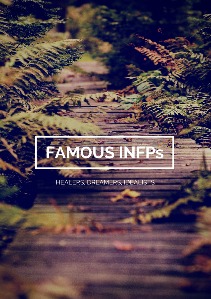Famous INFPs: Celebrities With the INFP Personality Type