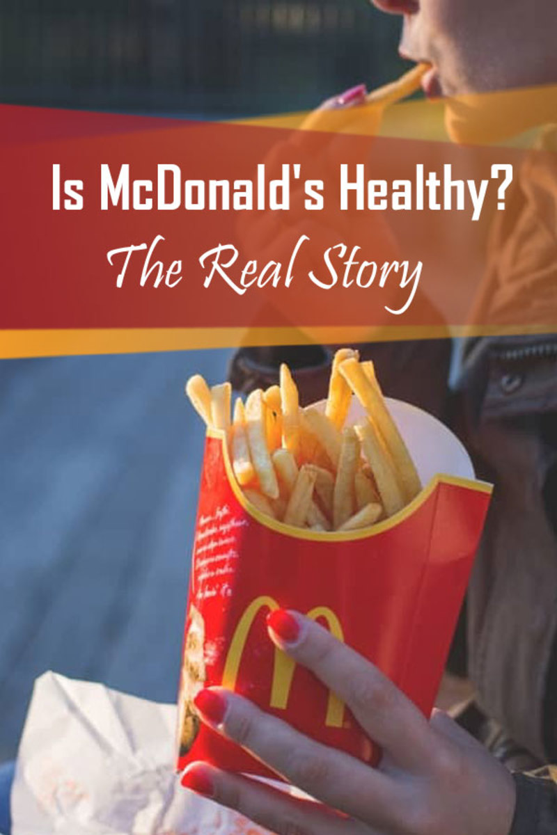 Is McDonald's Healthy? The Real Story