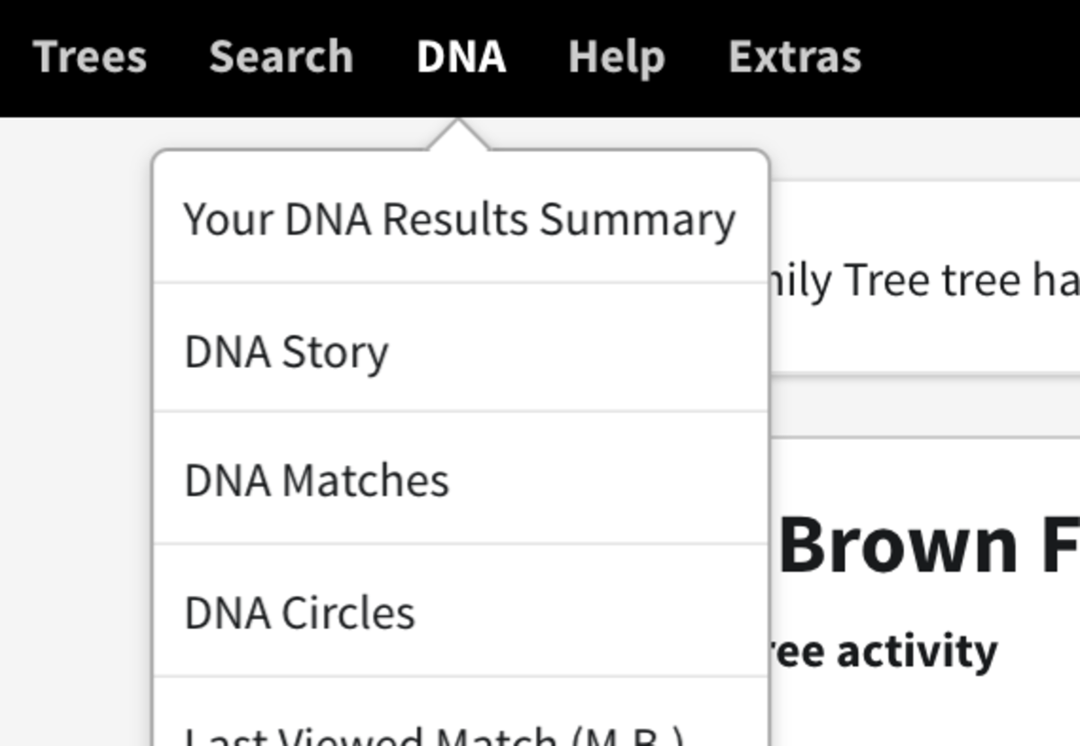 How to Link Ancestry DNA to a Family Tree