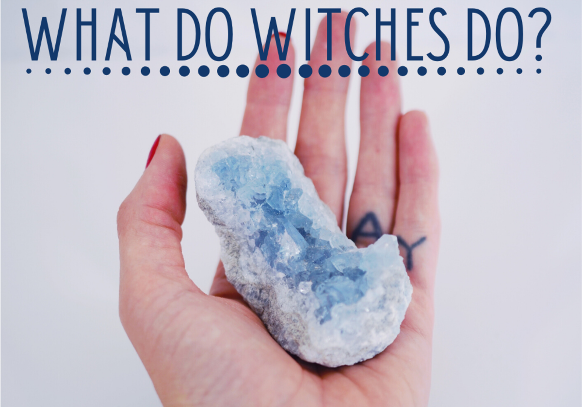 A list of things witches do.