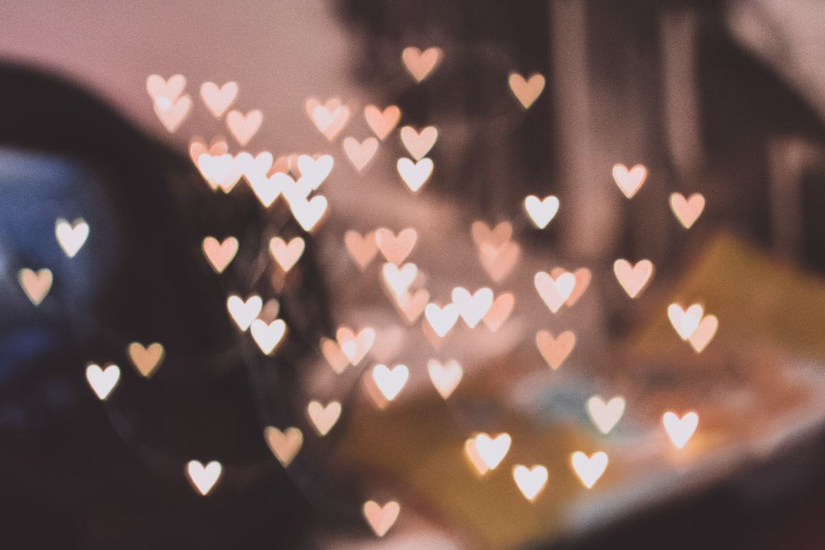 Love spell magic