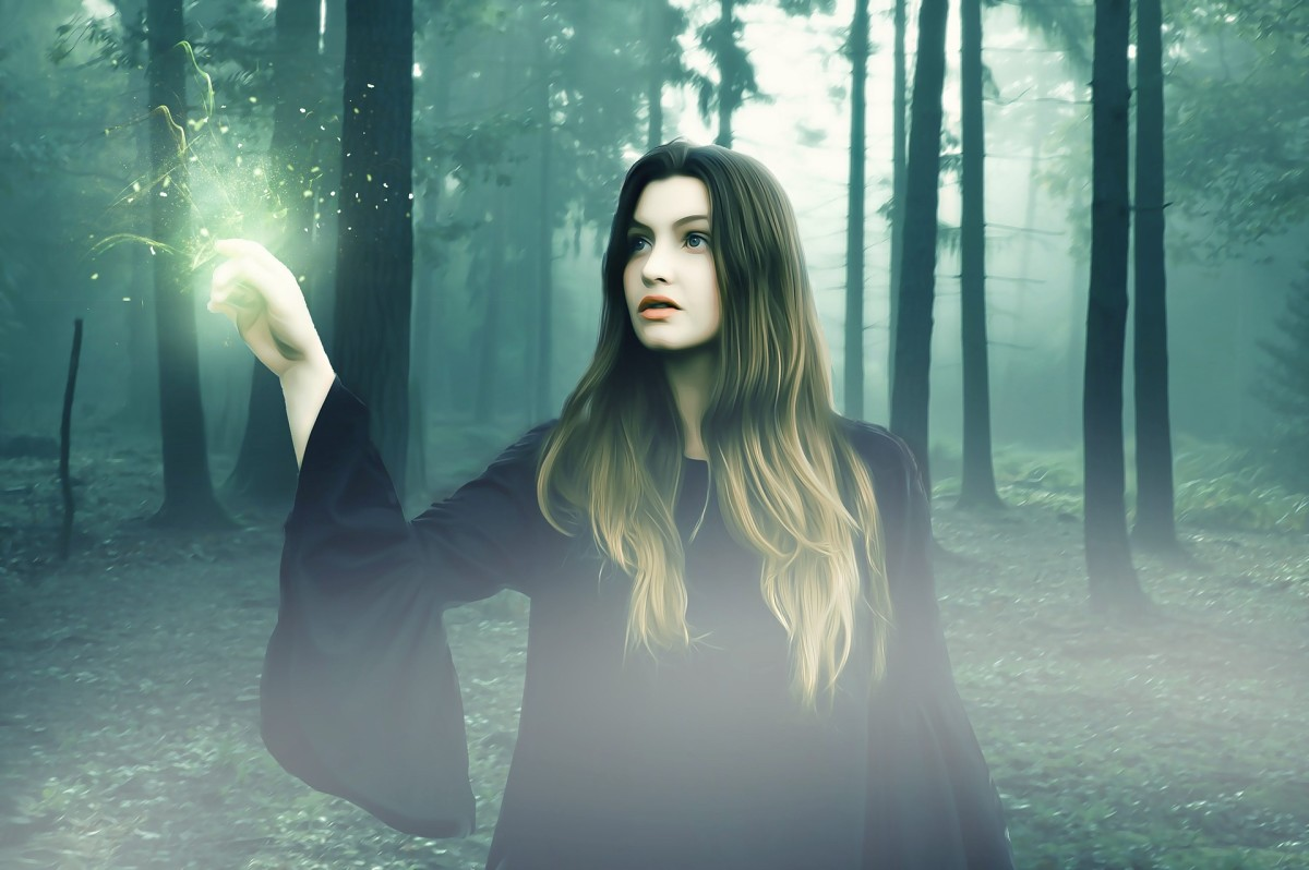 Can a Young Teen Be a Witch?