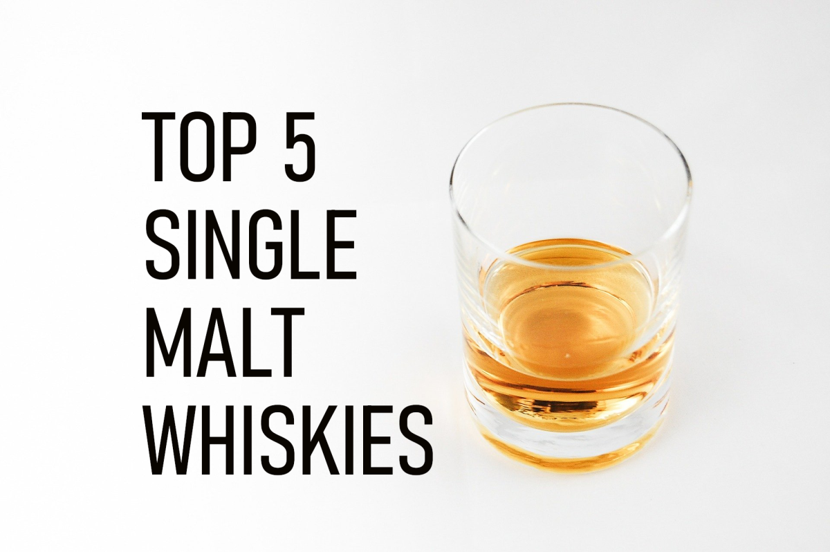 5 Best Single Malt Scotch Whiskies