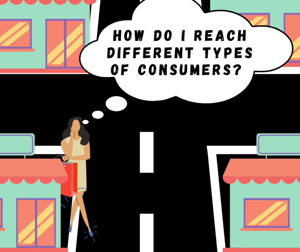 What Are the Different Types of Consumers and How Do I Reach Them?