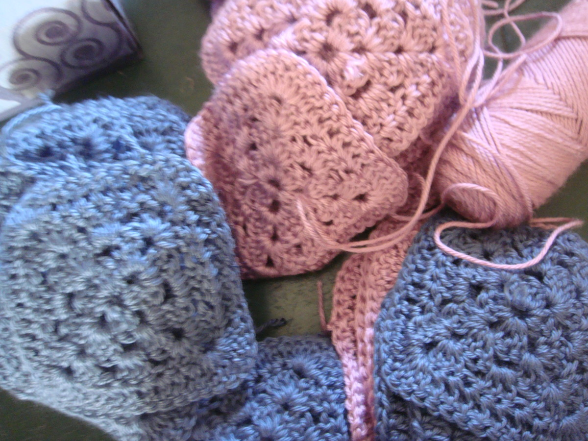 Crocheting Help : Can Crochet Help People with OCD?