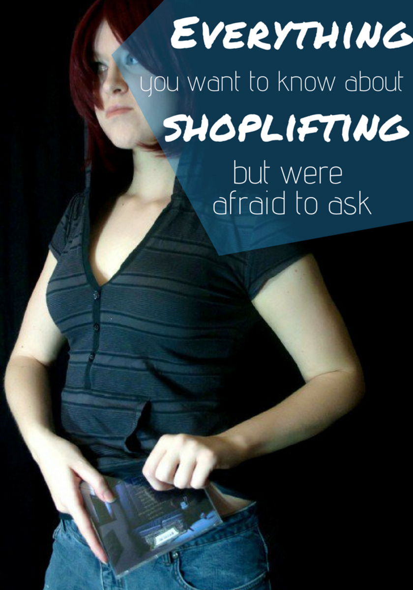 5 Things You Didn't Know About Shoplifting | Soapboxie