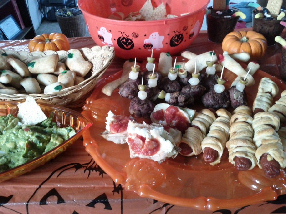 Frightfully Delicious Halloween Dishes