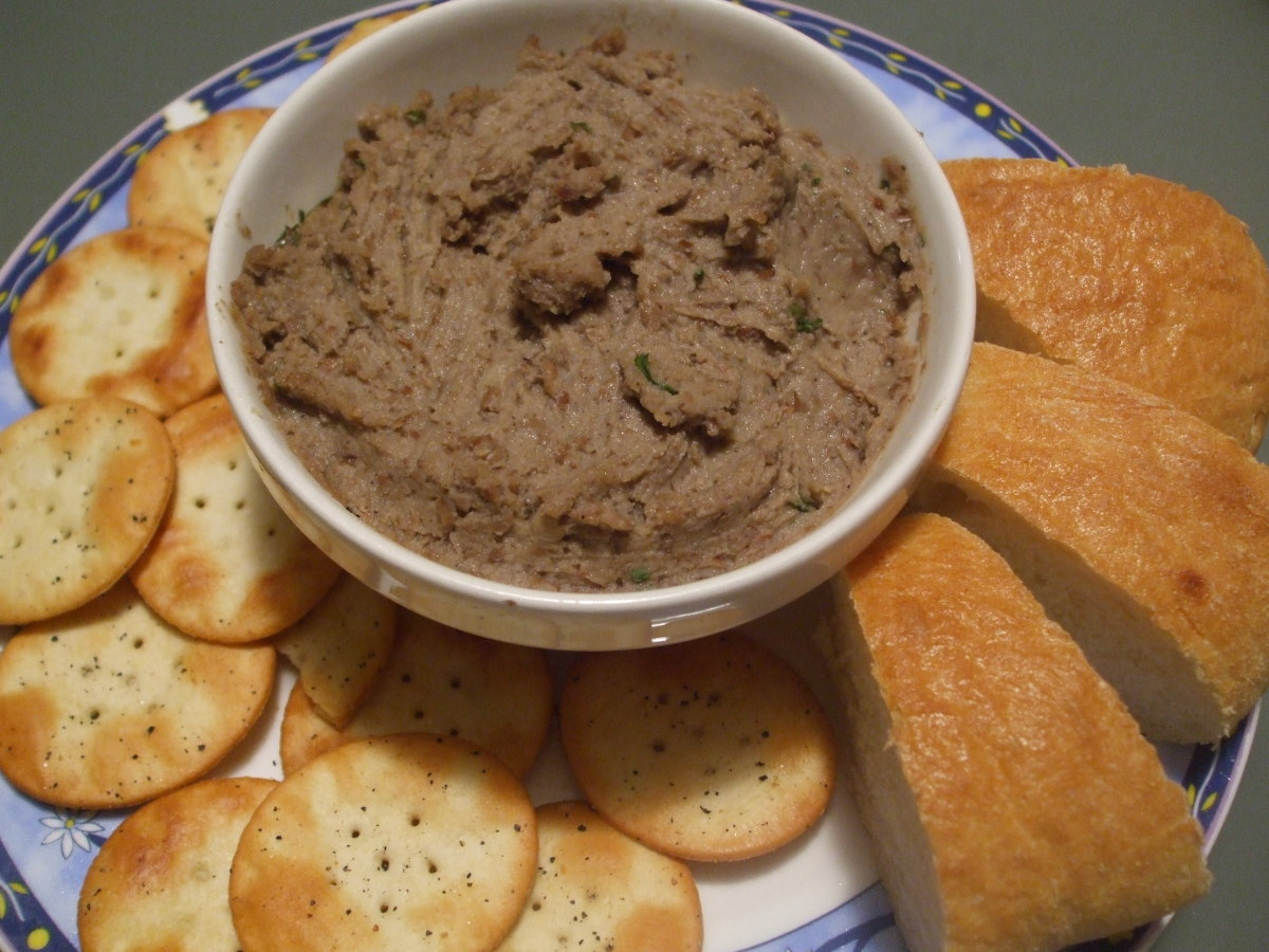 Maltese Spicy Tic Beans (Djerba) Paste (Bigilla) Recipe