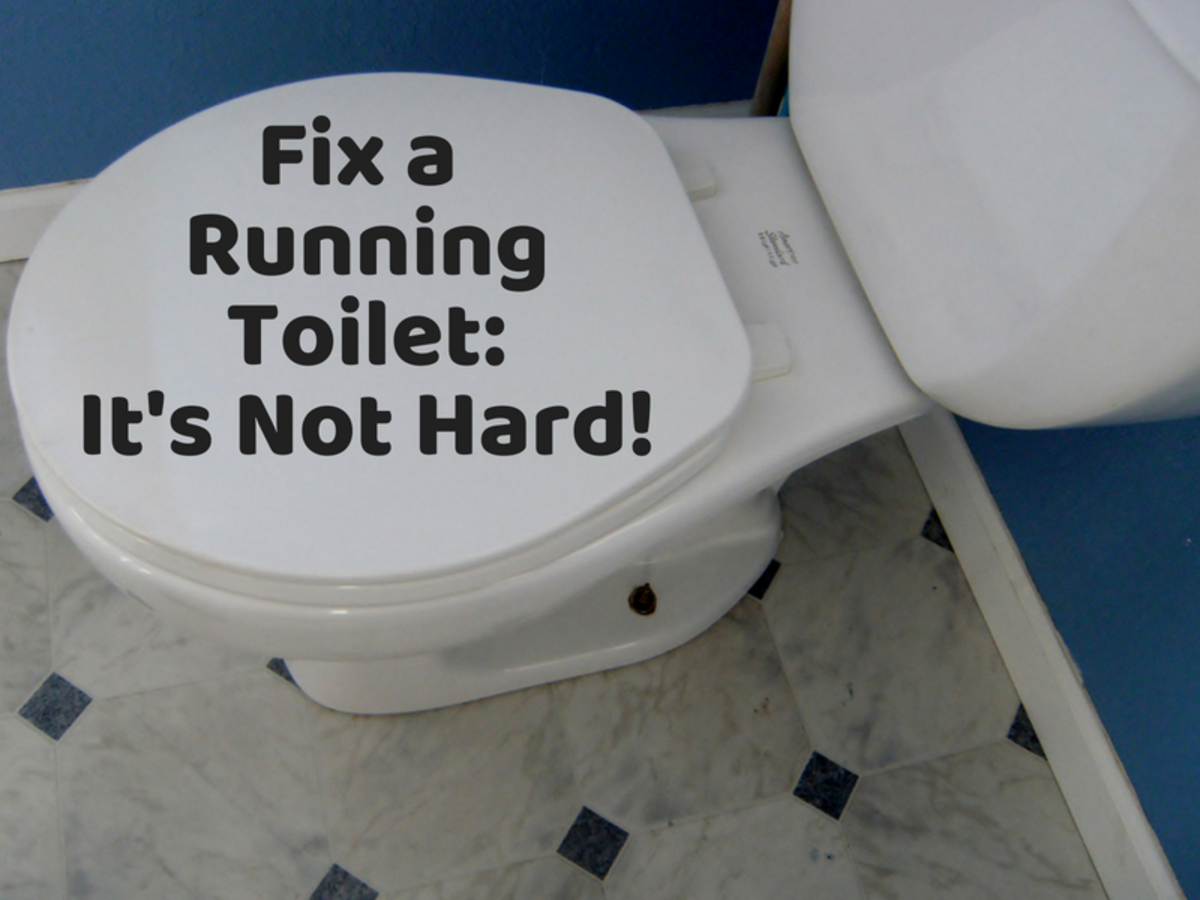 Toilet Repair How To Fix A Leaking Or