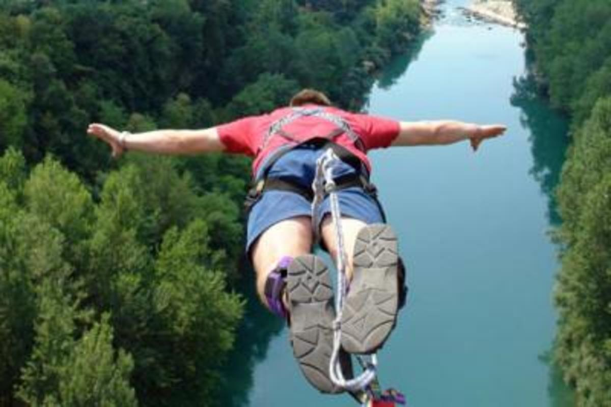 Things You Can Do Today that Scare You