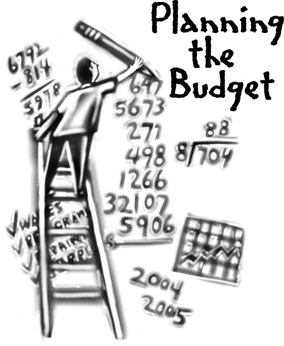 Learn how to live on a small budget and stick to it.