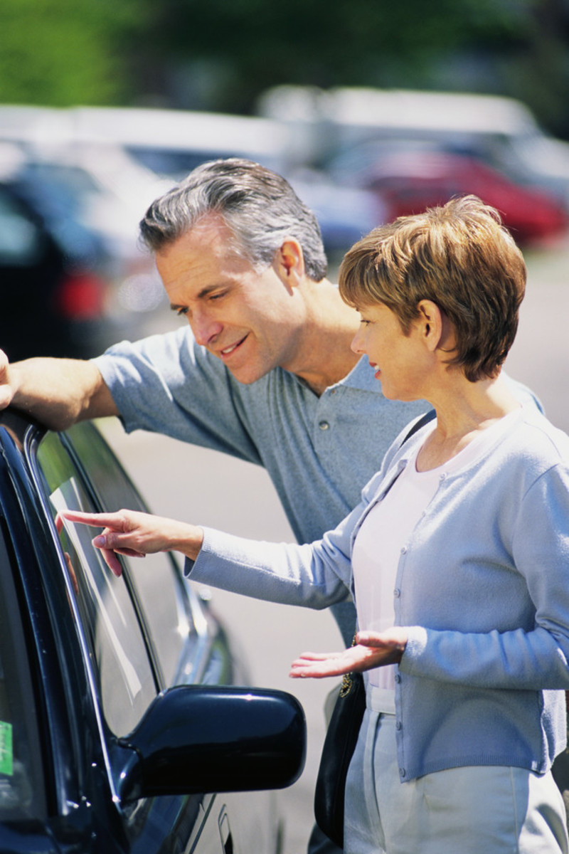 Give each vehicle in the dealership a thorough going over.