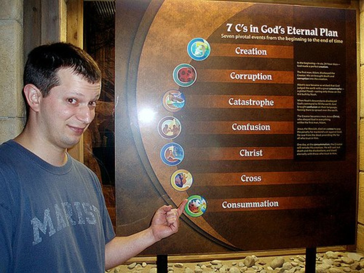 Inside Kentucky's Creation Museum