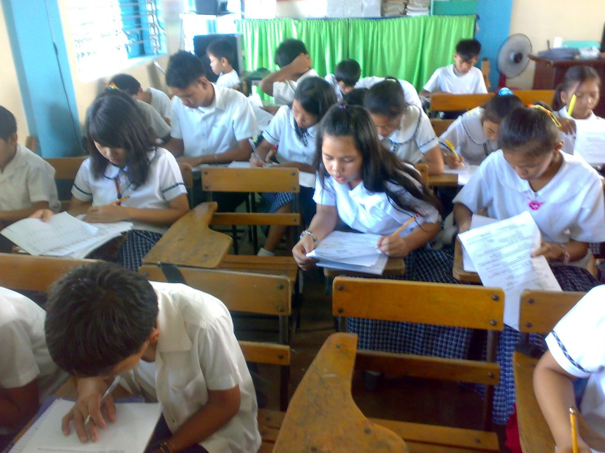 causes of tardiness of students in the philippines 2018-5-25 there shall be no off-setting of tardiness or absences by working for an equivalent number of minutes or hours by which an.