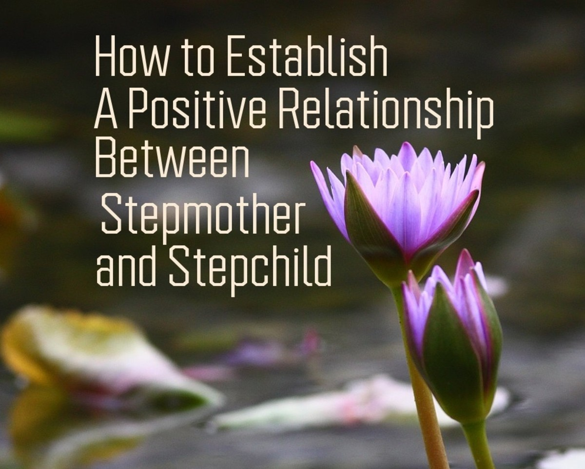 How to Establish a Positive Relationship Between Stepmother and Stepchild