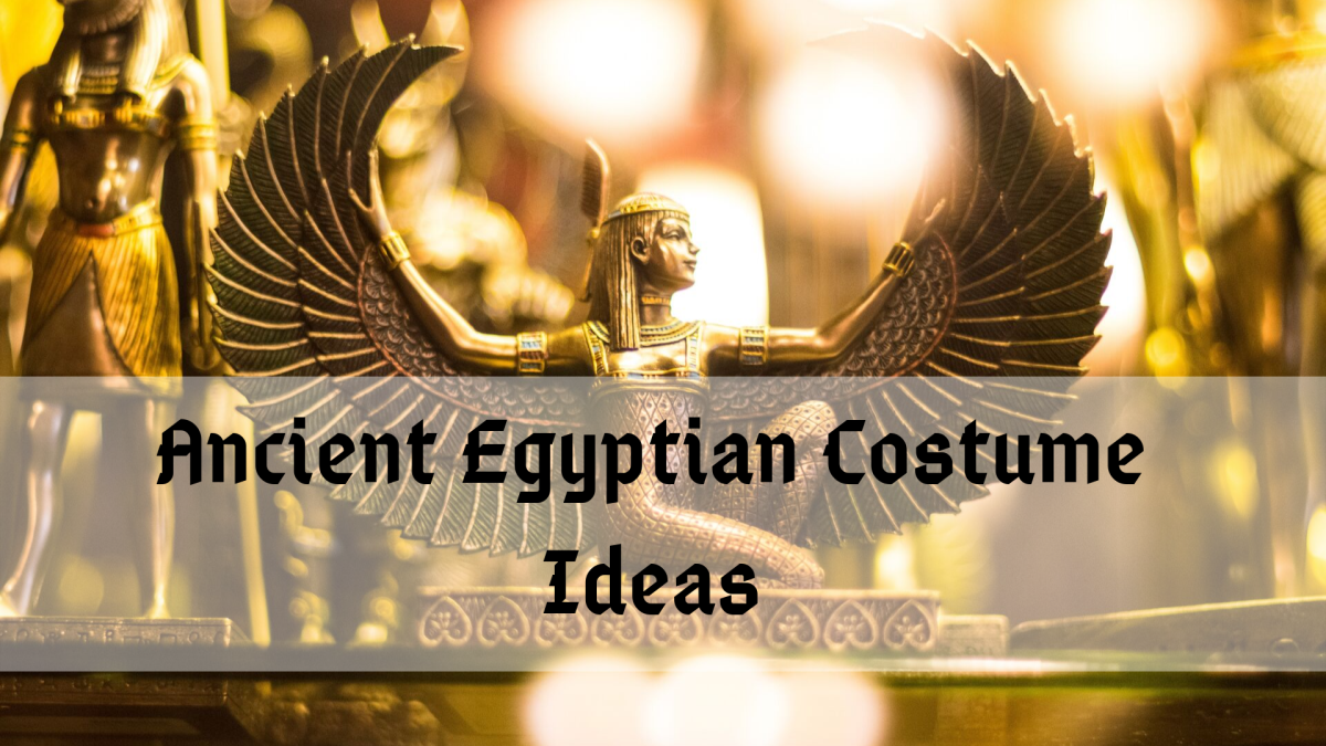 Ancient Egypt Costume Ideas & Dresses
