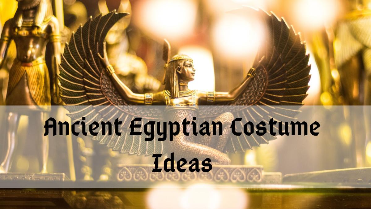 Isis was an Egyptian goddess.
