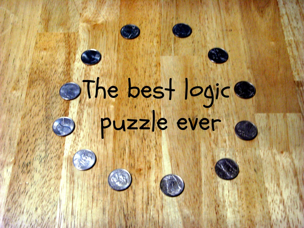 The Best Math Or Logic Riddle Puzzle Ever
