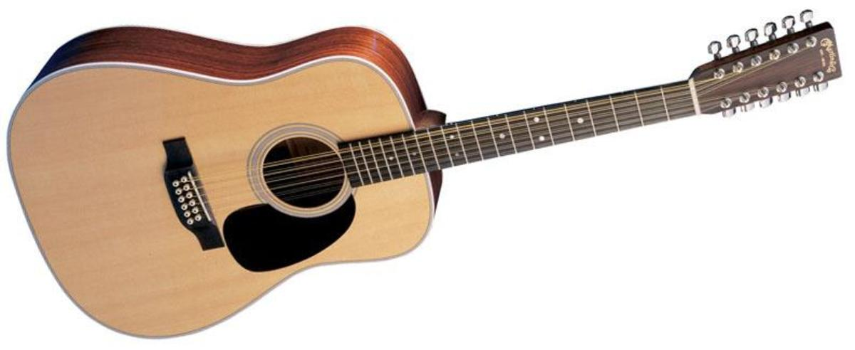 The Martin D12-28: The 12-String Version of the World's Most Desired Acoustic Guitar