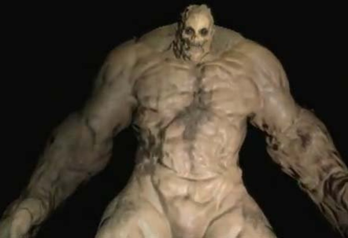 Batman Arkham City Defeating Clayface