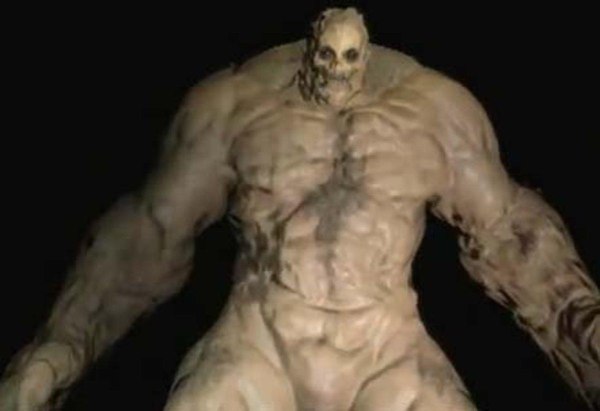 Batman Arkham City Defeating Clayface