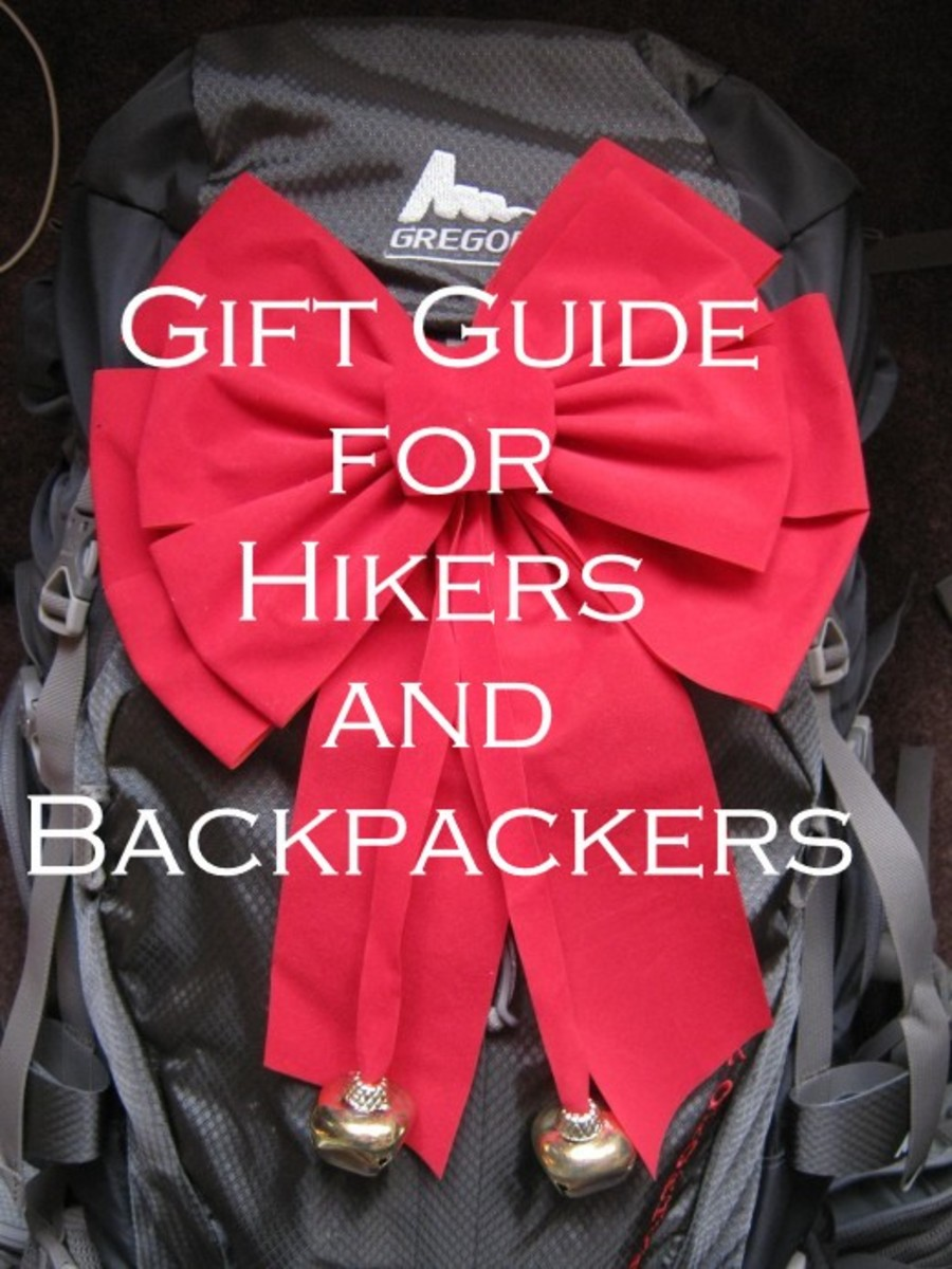 Great Gifts for Backpackers and Hikers