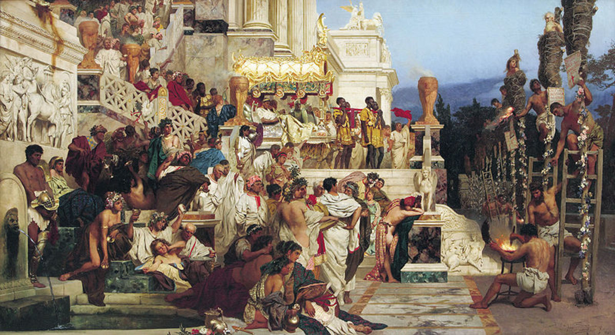 Ancient Roman Executions – How and Why the Romans Executed People