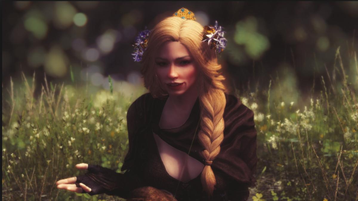 """""""The Elder Scrolls V: Skyrim"""" (2011): I Love Vilja"""