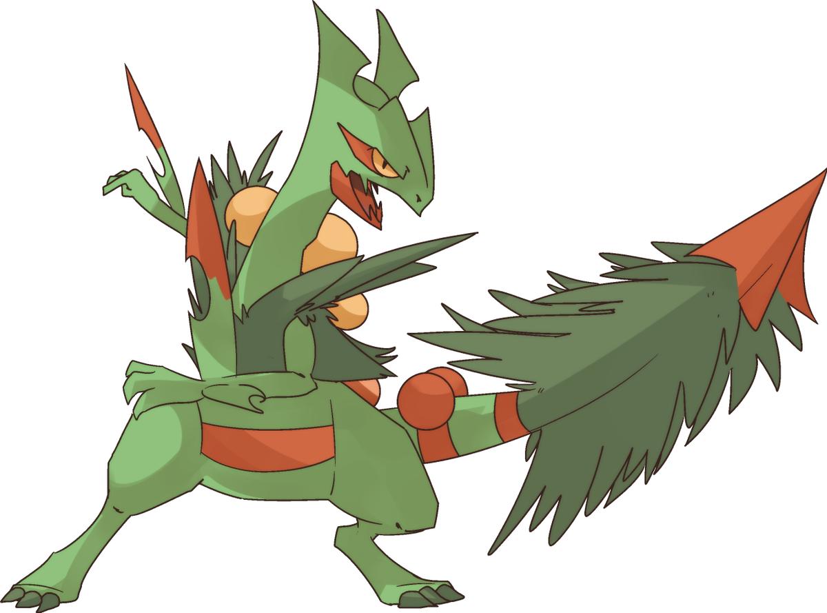 Top 10 Non-Legendary Mega Pokemon
