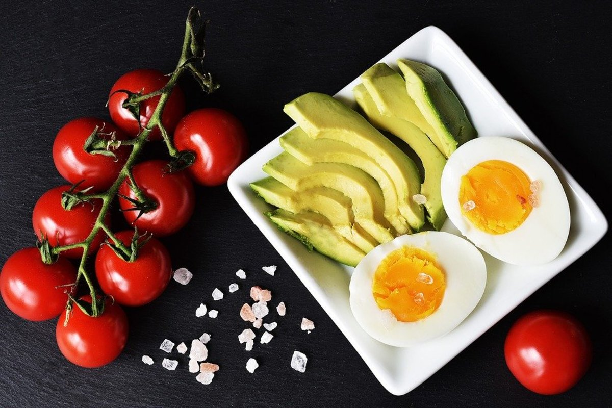 Low carb diets allow high protein and good fats but you can't eat breads, grains and sugars.