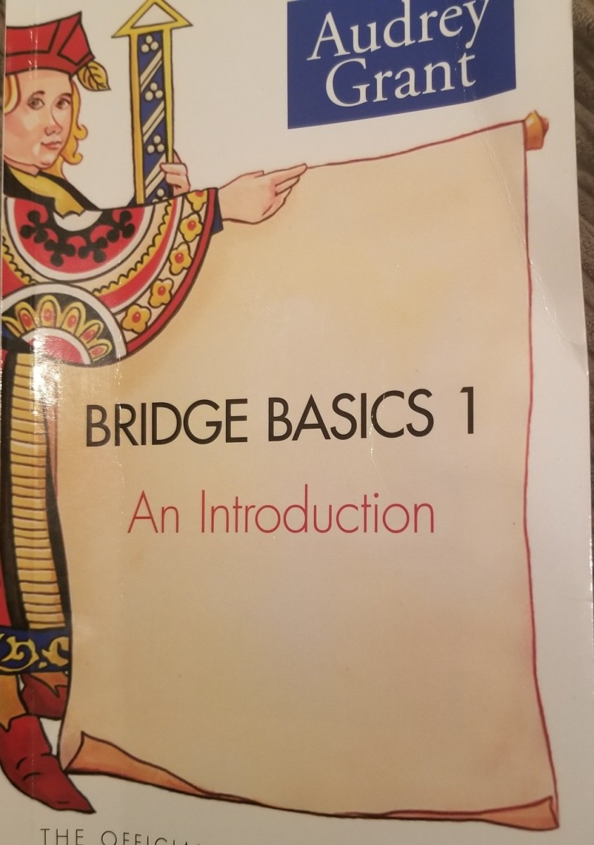 This is a helpful tool for learning bridge.