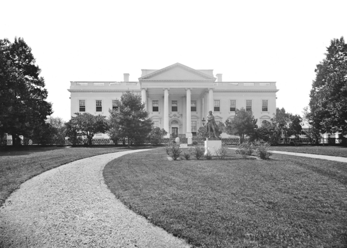 The White House--The President's Home