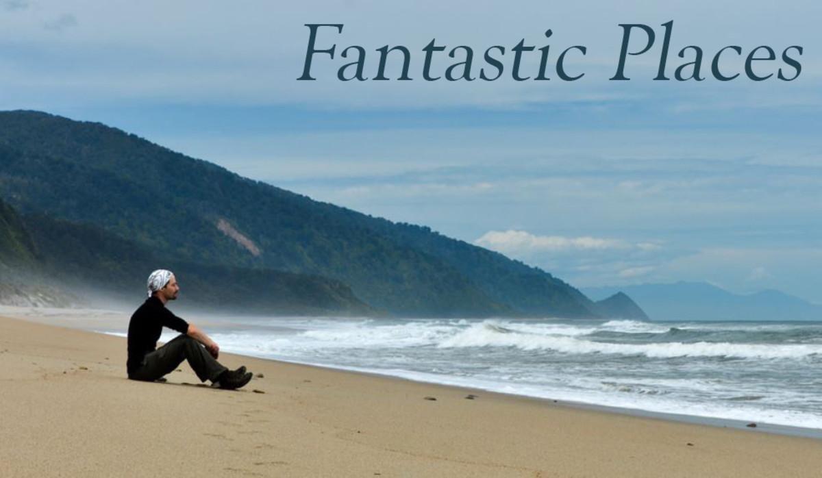 Heaphy Beach, Buller District, West Coast, New Zealand