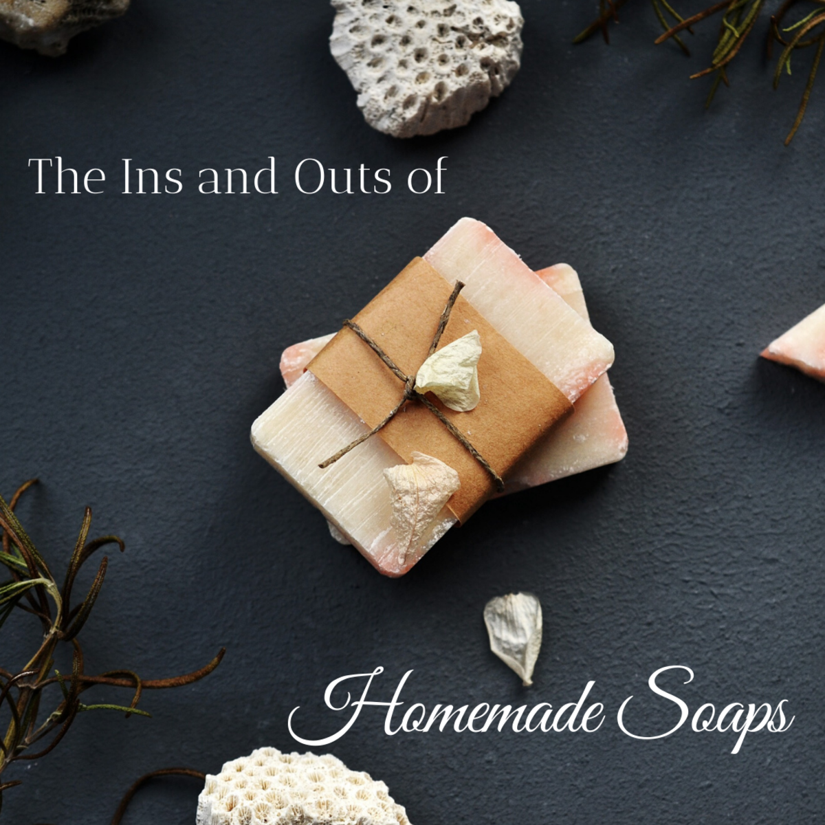 This article will break down what to look for in homemade soaps, how they're made, and what the best ingredients are.