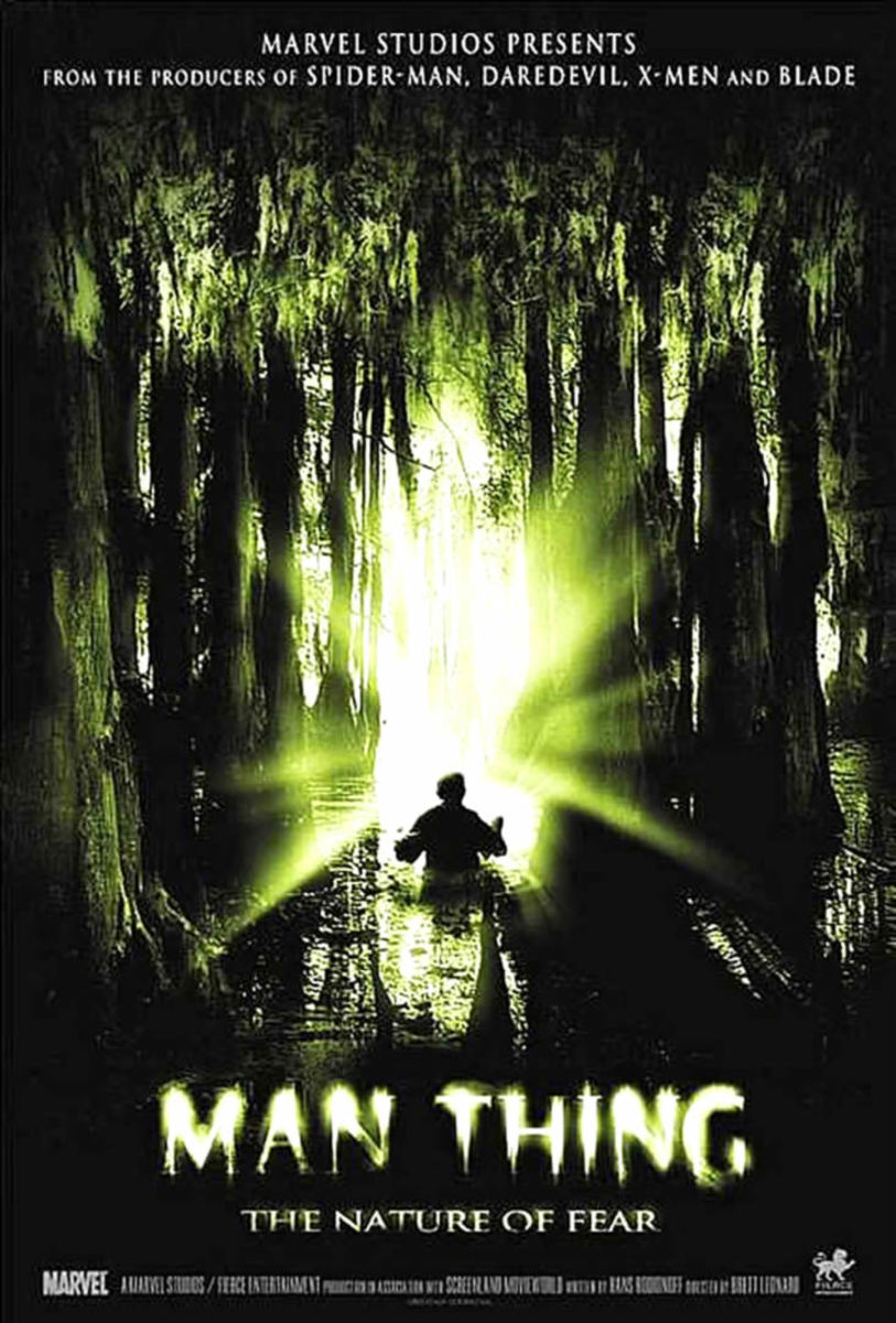 """Man-Thing"" (2005): The Forgotten Marvel Movie"