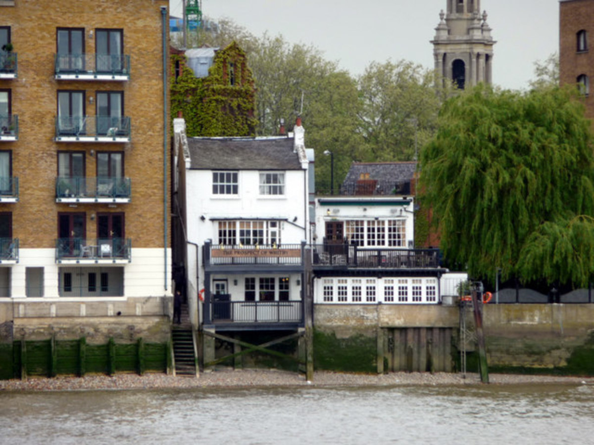 The Best Old Pubs in London
