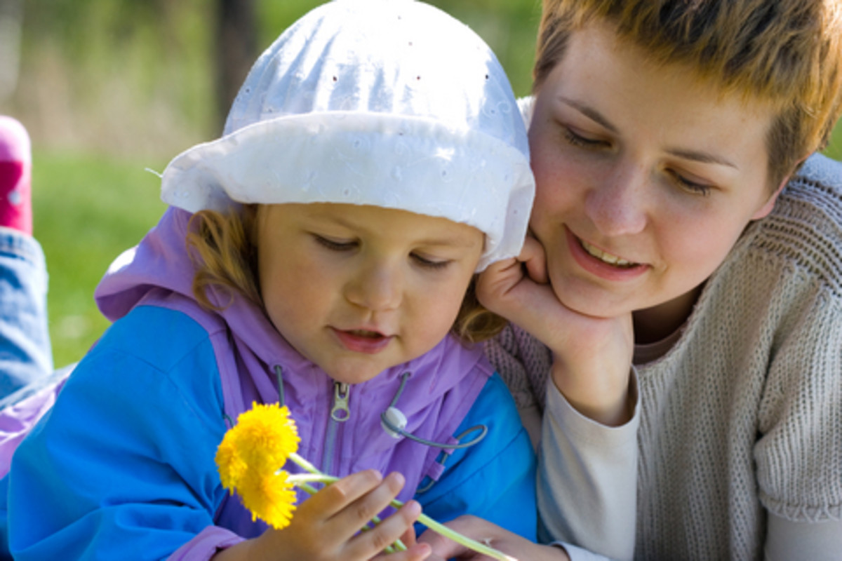 Preschool Books: Mothers and Mother's Day Theme