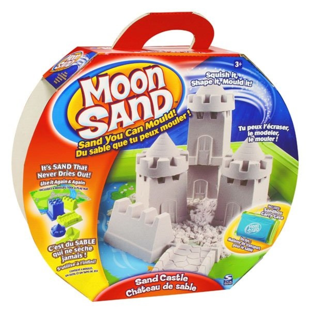 What Is Moon Sand? Ingredients, How Made, Uses For Kids