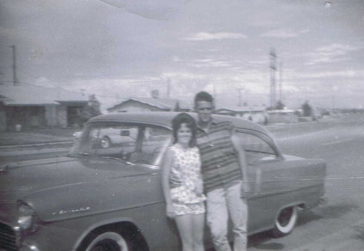 50 Years Of Marriage. When We Were Young.