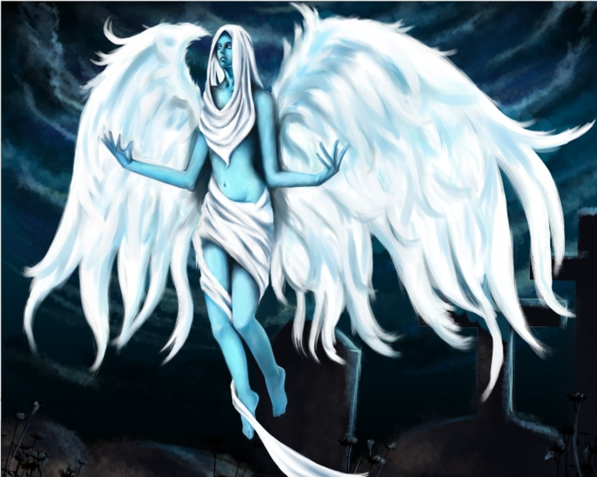 With the Ultimate Mercy feat, a merciful healer comes pretty close to being a spirit healer from WoW. Unfortunately, he's not going to get any angel wings.