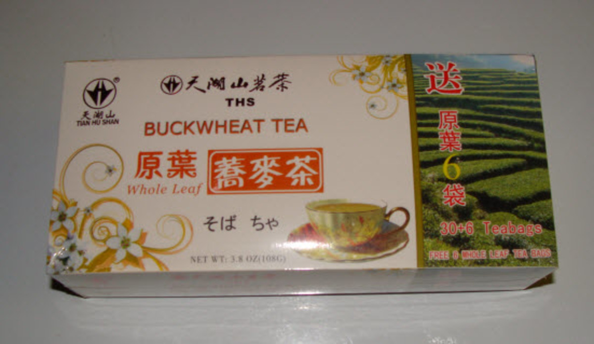 Buckwheat Tea Health Benefits