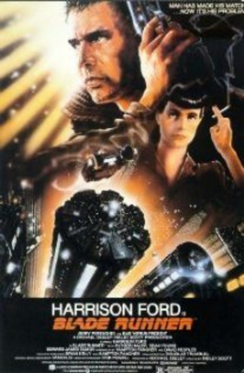 The Battle Behind Bladerunner: Harrison Ford vs. Ridley Scott