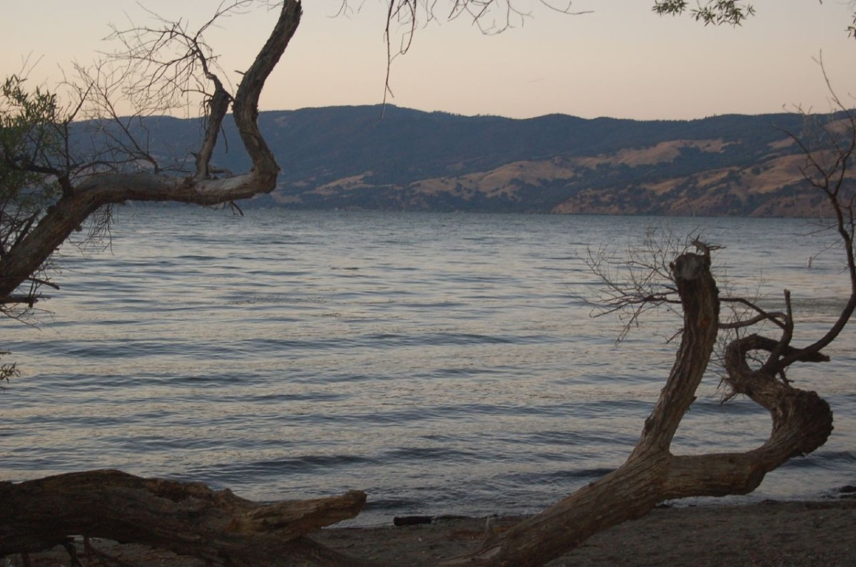 Where to Launch a Boat at Clear Lake California