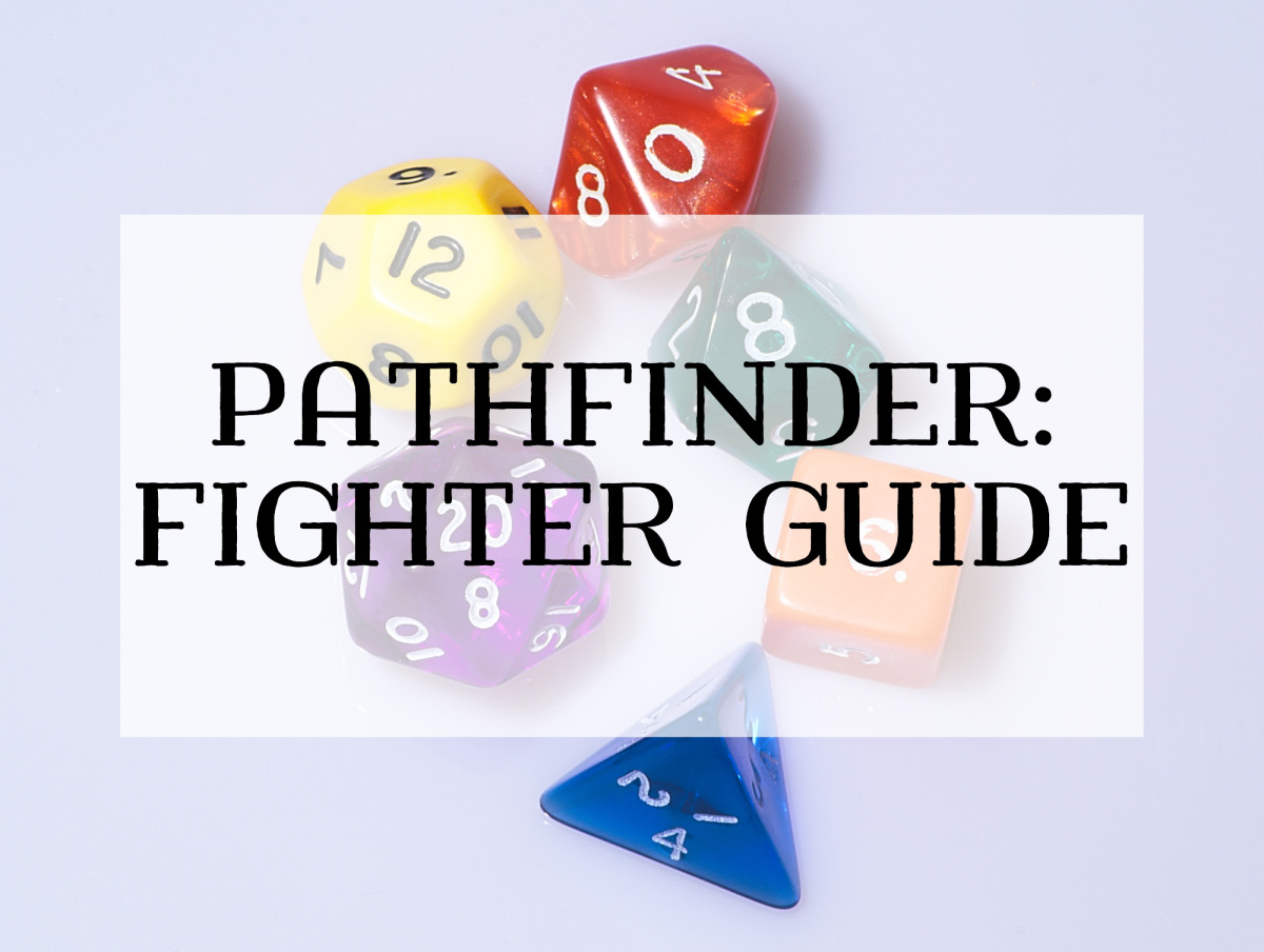Examine some archetypes, feats, and sample builds for the Fighter in Pathfinder.