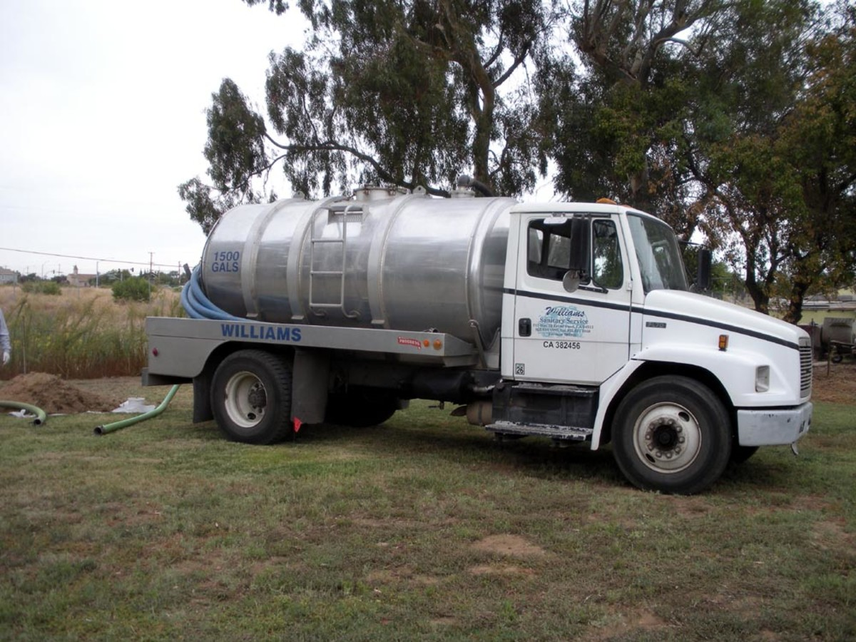 How Does a Septic Tank System Work?