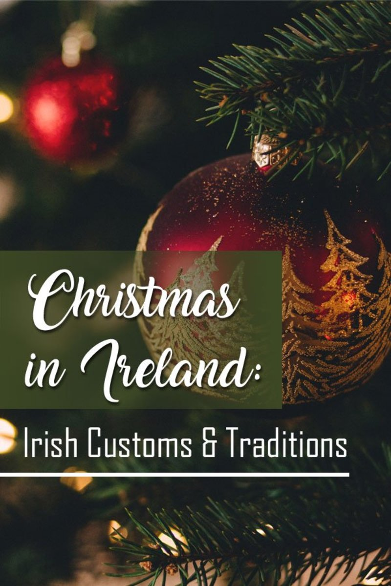 The Christmas season in Ireland is a joyous and fun-filled affair.