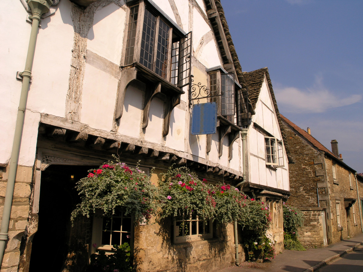 The pilgrims in The Canterbury Tales met at an inn owned by the Host.