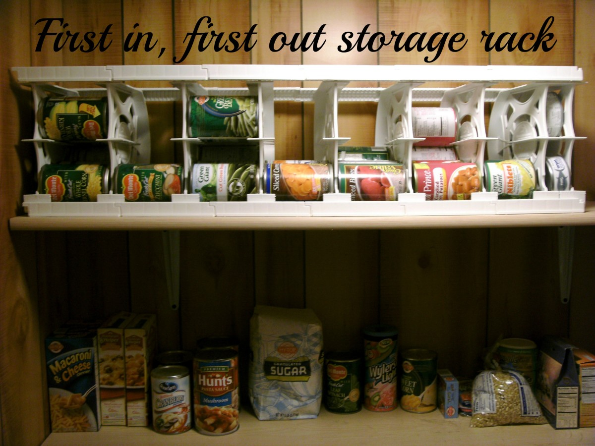food goods storage rack best pantry storage ideas dengarden